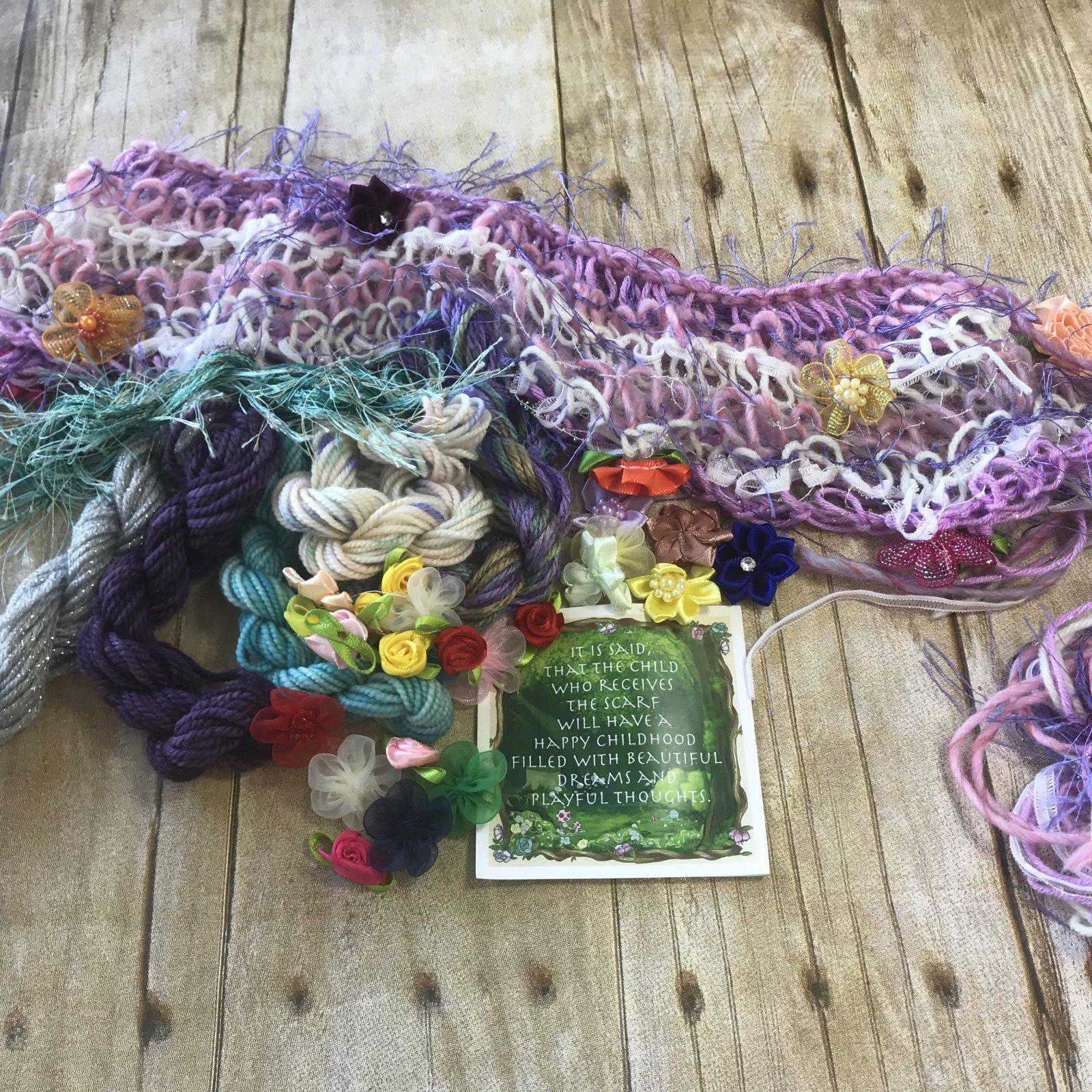Fairy Scarf Kit