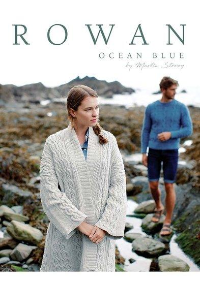 Rowan Ocean Blue Book