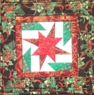 CHRISTMAS STAR PUZZLE