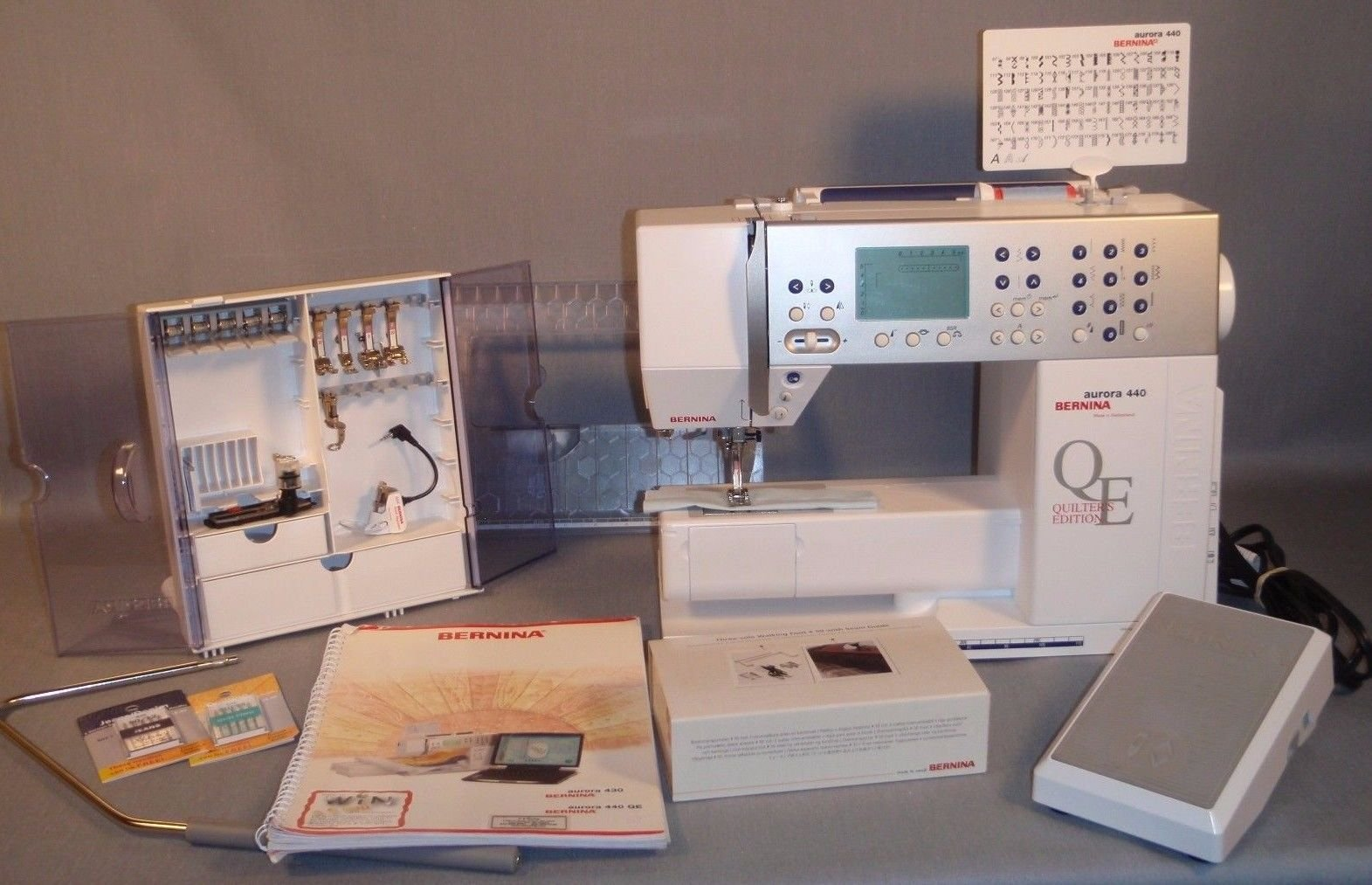 sewing pfaff expression the machine machines quilting new htm by quilt