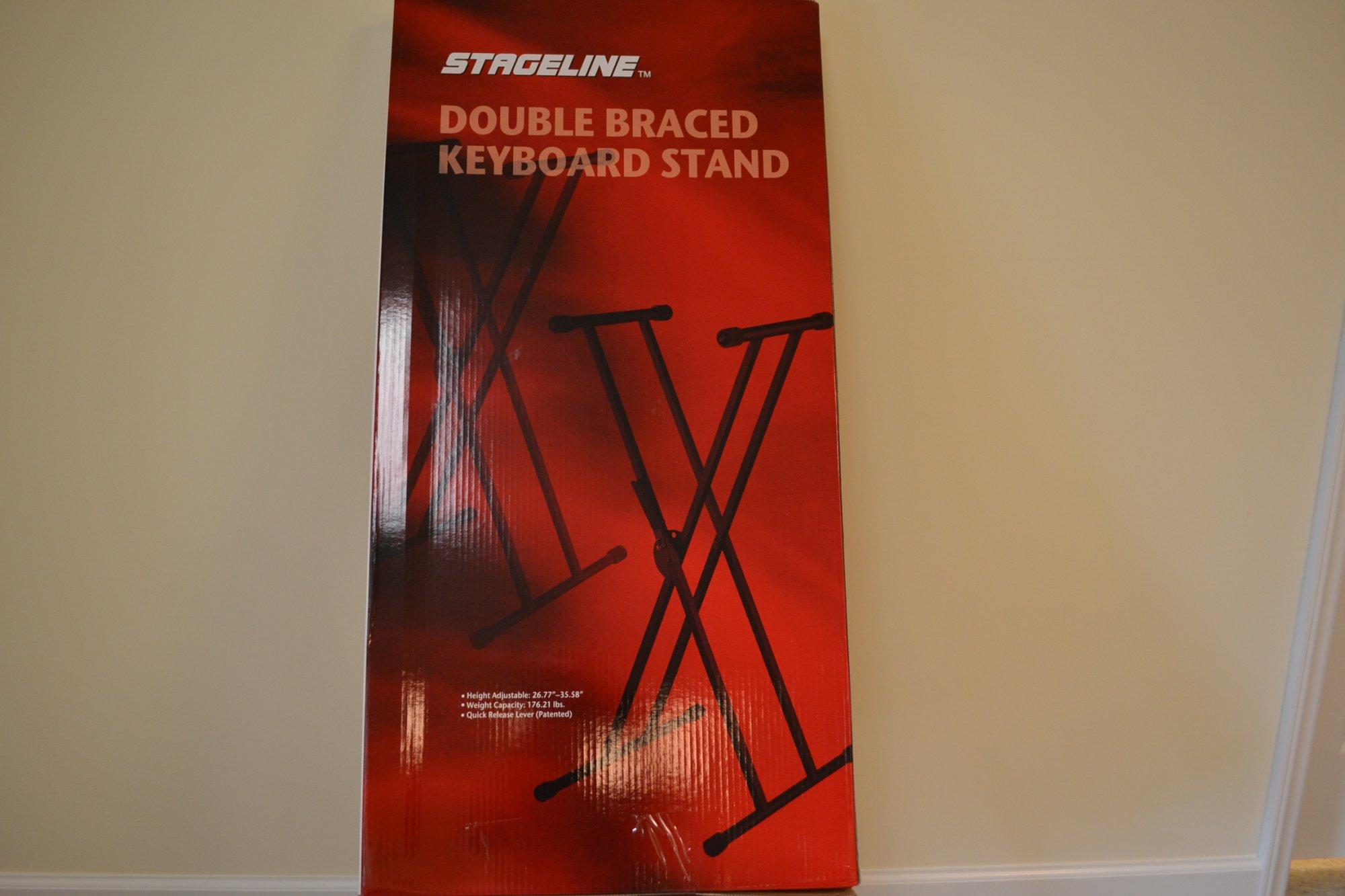 Keyboard Stand Stageline