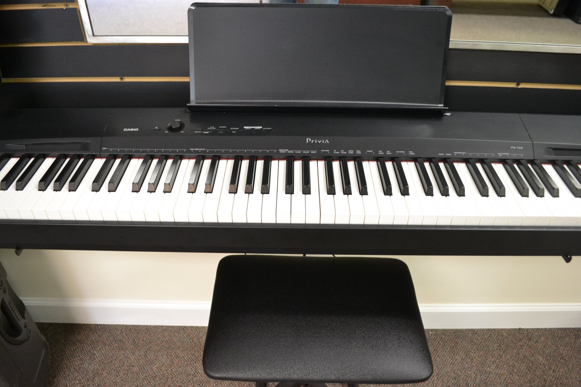 Electric Piano Casio Privia 88-Weighted Key