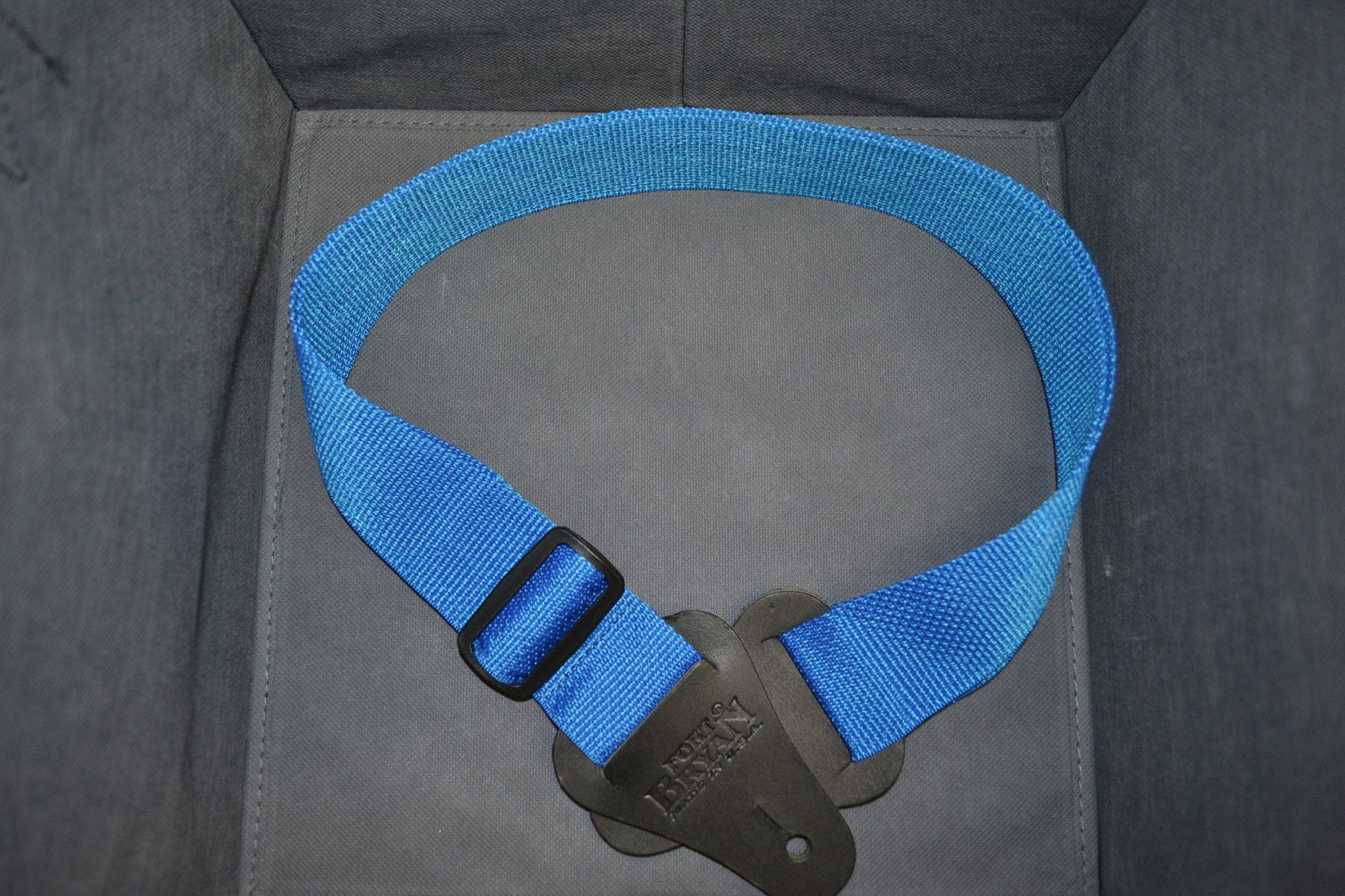 Guitar Strap 2 Ranger - BLUE