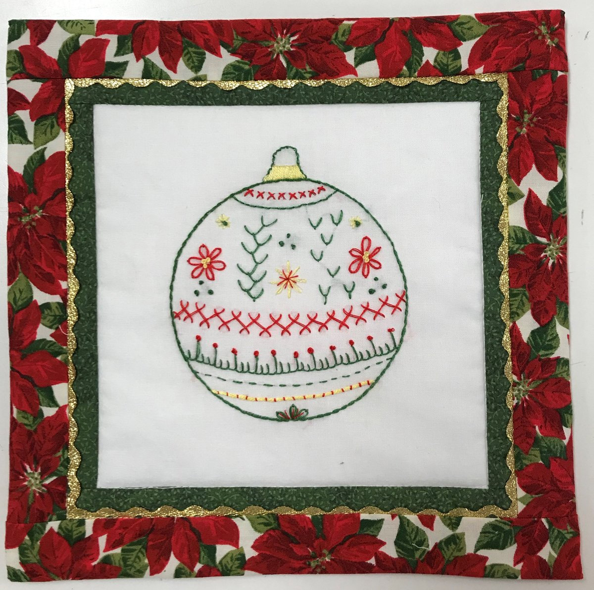 Bellevue Embroidery 101 1 Day