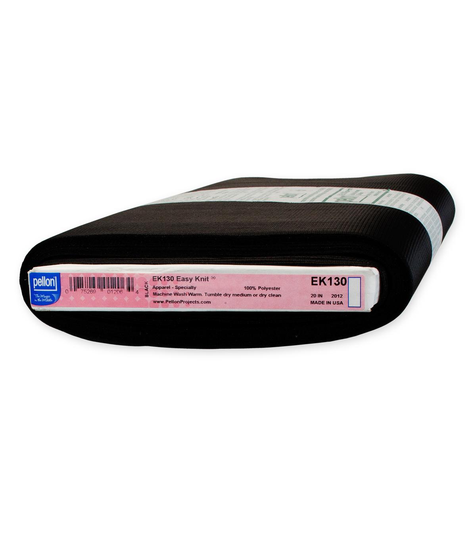 Interfacing - Pellon - EK130 Easy Knit Fusible (Black)