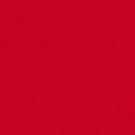 Kona Cotton Solid, Cardinal