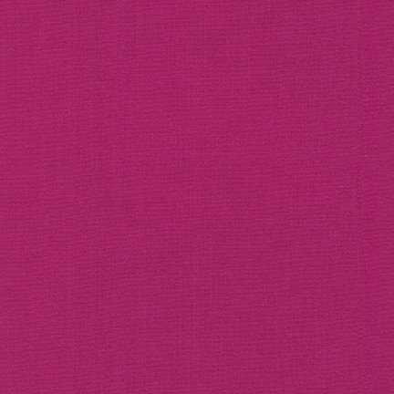 Kona Cotton Solid, Cerise