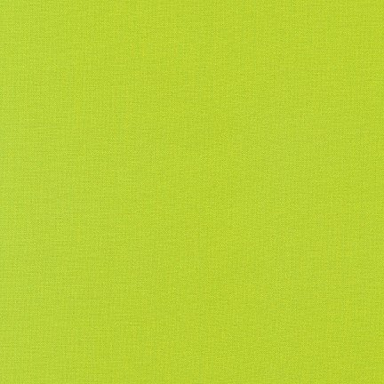 Kona Cotton Solid, Chartreuse