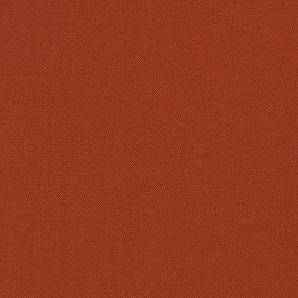 Kona Cotton Solid, Cinnamon