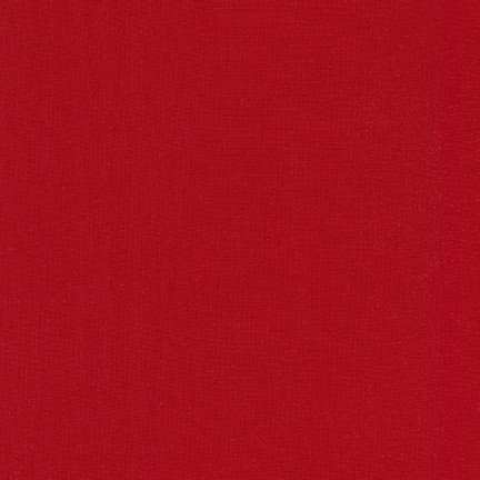 Kona Cotton Solid Rich Red