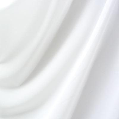 Sheer Stretch Mesh - White