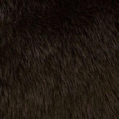 Shannon Fabrics - Luxury Shag Fur - Brown