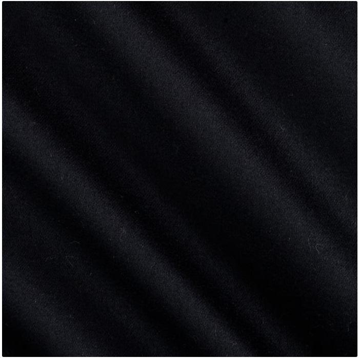 Robert Kaufman - Ultra Sateen - Black