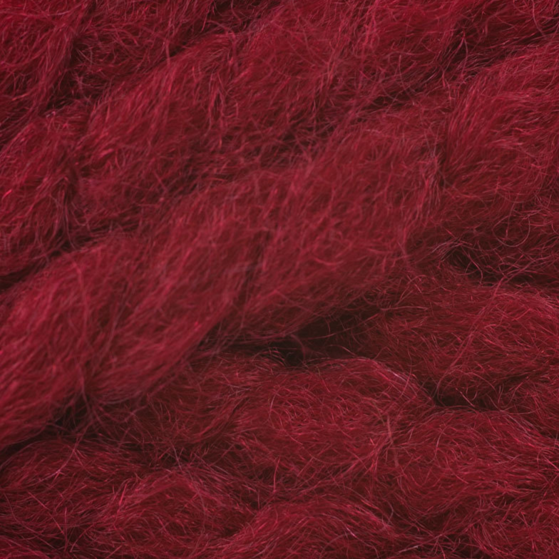 Lion Brand - Wool Ease Thick & Quick - Red