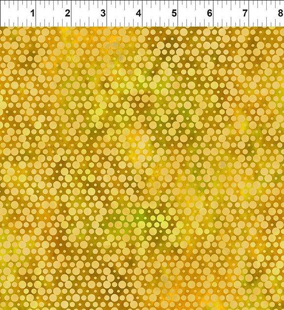 In the Beginning, Urban Jungle - Circles Yellow