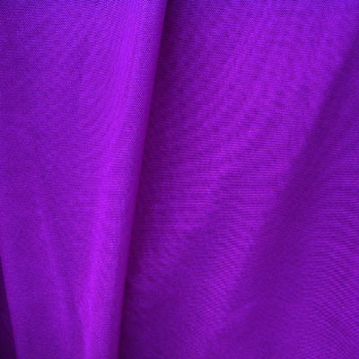 Sheer Stretch Mesh - Deep Purple