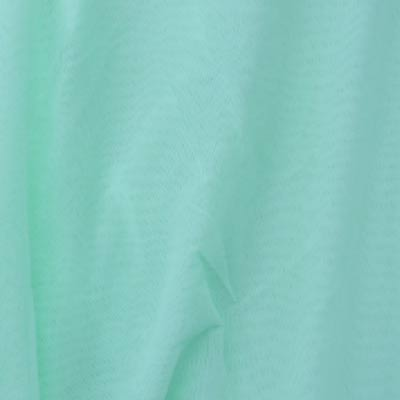 Sheer Stretch Mesh - Aquamarine