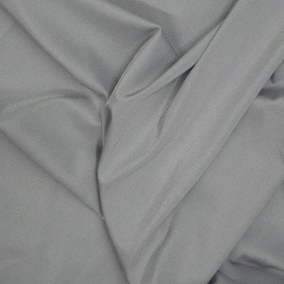 Nylon Lycra/Spandex Solid Milliskin -Silver
