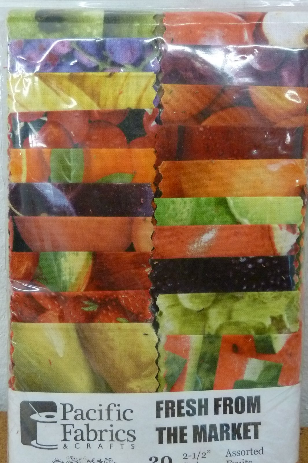 Fresh from the Market - Fruit Strips