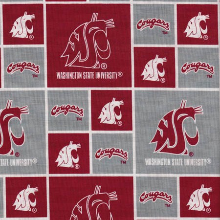 Washington State University Patch