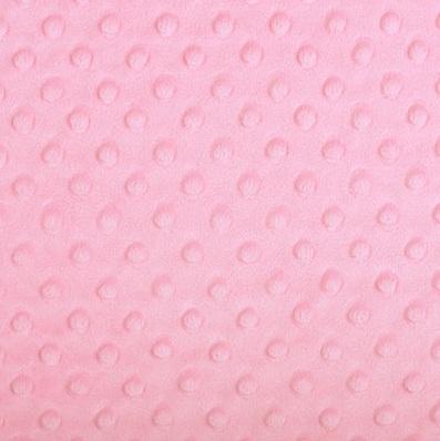 Shannon Fabrics - Cuddle Dimple - Paris Pink