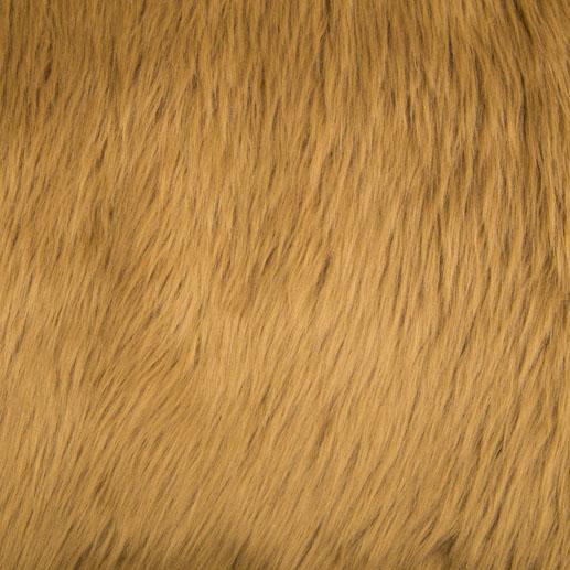 Shannon Fabrics - Luxury Shag Fur - Caramel