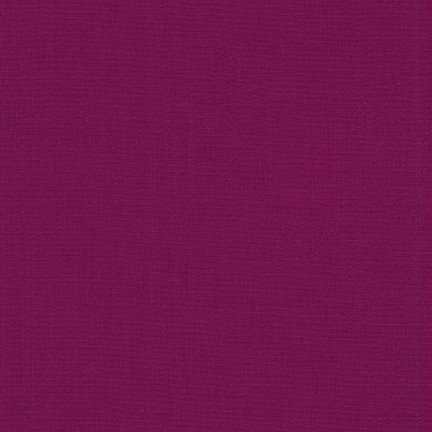 Kona Cotton Solid, Berry