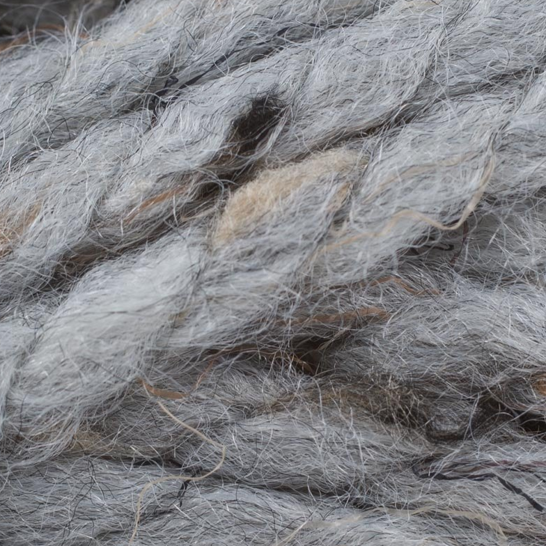 Lion Brand - Wool Ease Thick & Quick - Grey Marble