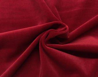 Triple Velvet - Red