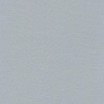 Kona Cotton Solid, Iron