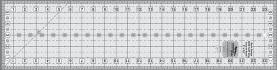 Creative Grids Basic Range 6 X 24 Rectangle
