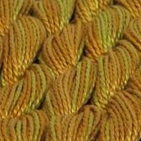 DMC Pearl Cotton Variations Skein Size 5 4129 Peanut Brittle