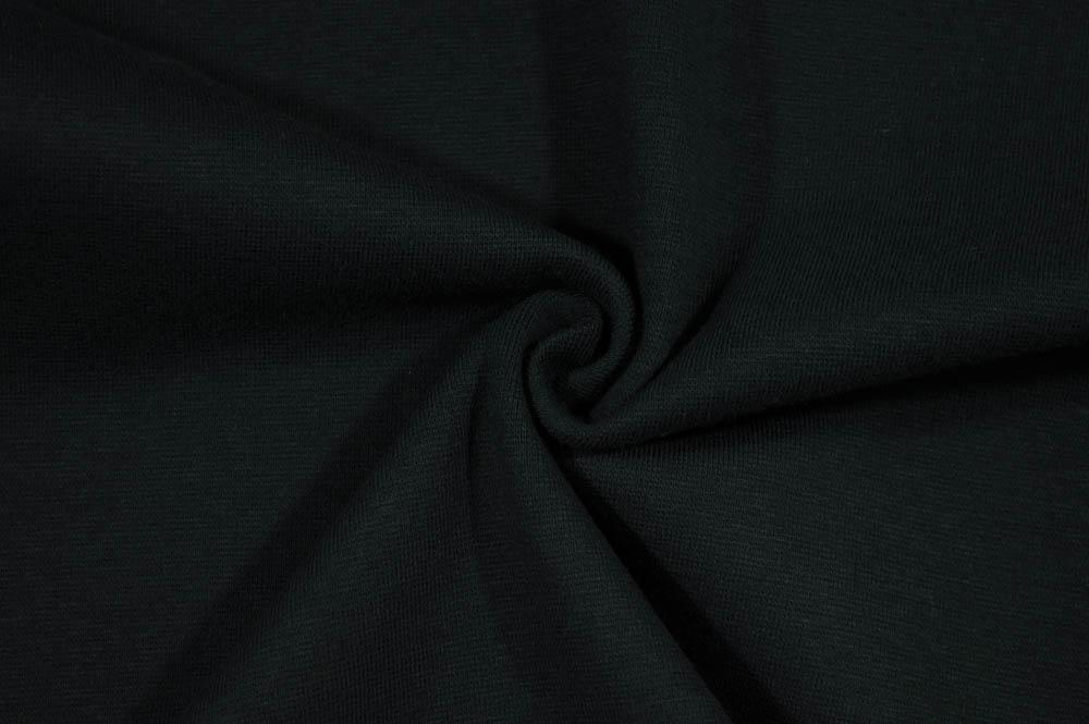 T-Knit Ribbing - Black