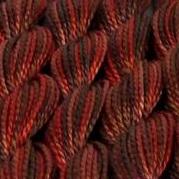 DMC Pearl Cotton Variations Size 5 4135 Terra Cotta