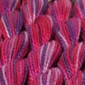 DMC Pearl Cotton Variations Size 5 4211 Azalea
