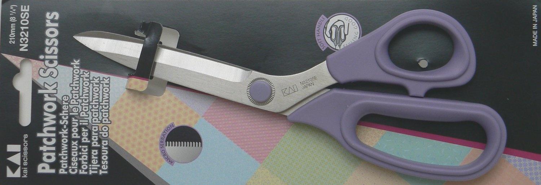KAI - Patchwork Scissors 210MM