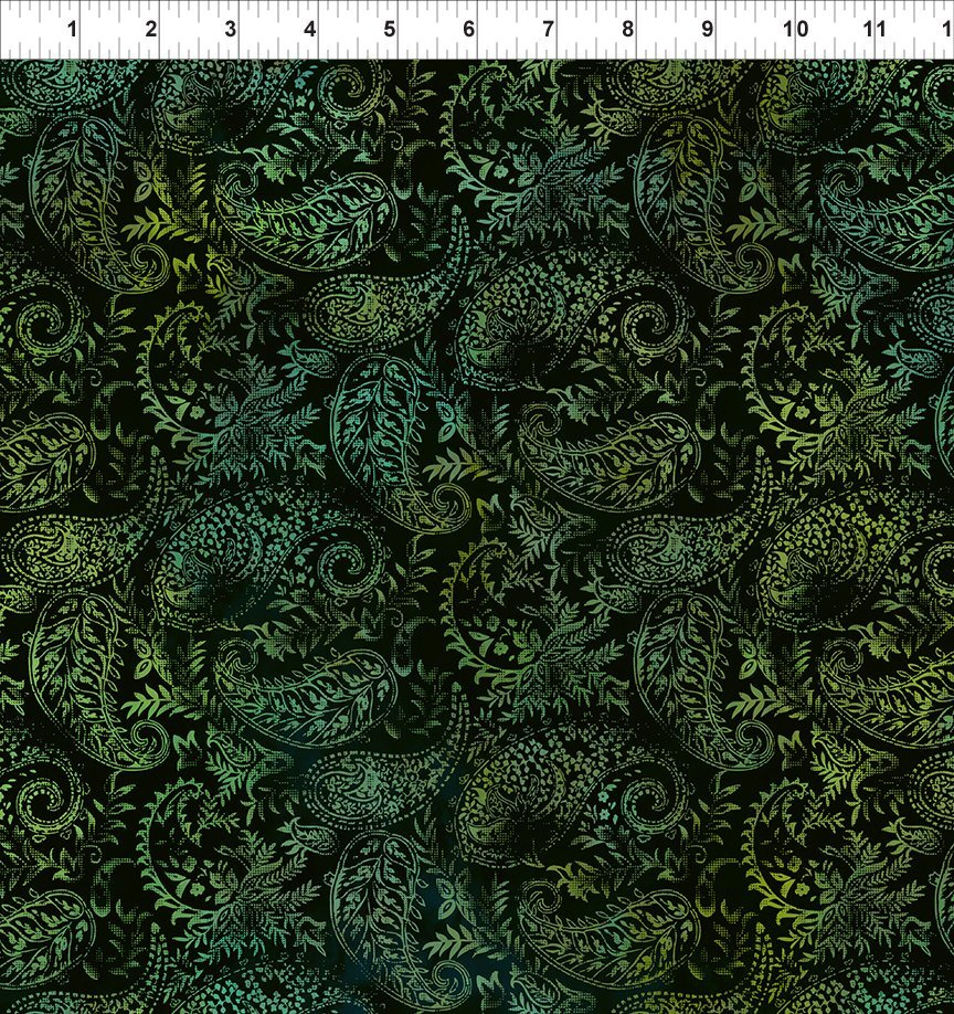 In The Beginning, 1 Season, Paisley Green