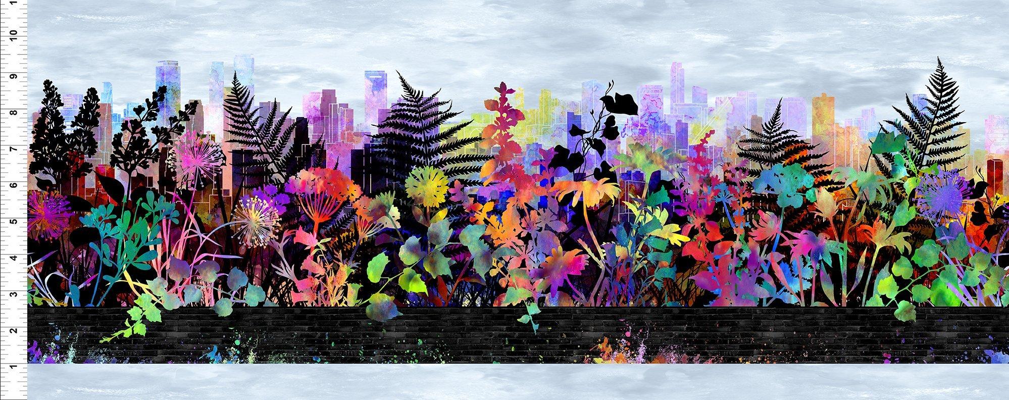 In the Beginning, Urban Jungle - Border Multi