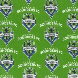 Seattle Sounders Cotton Green