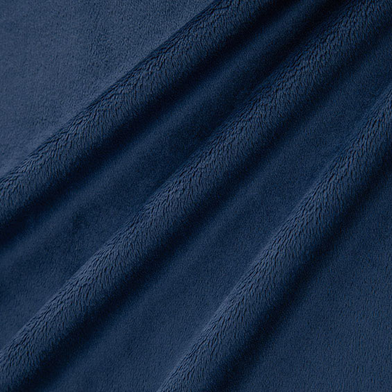Shannon Fabrics - Cuddle 3 - Backing Navy