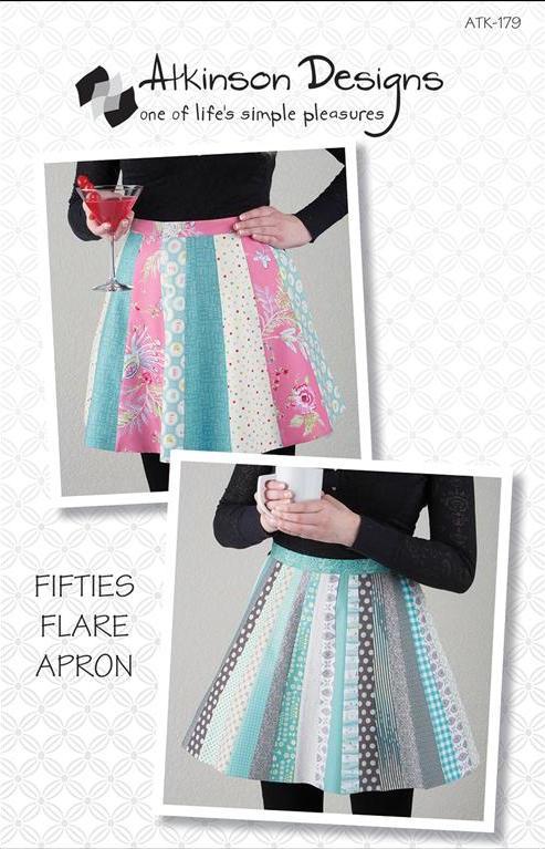 Pattern - Fifties Flare Apron