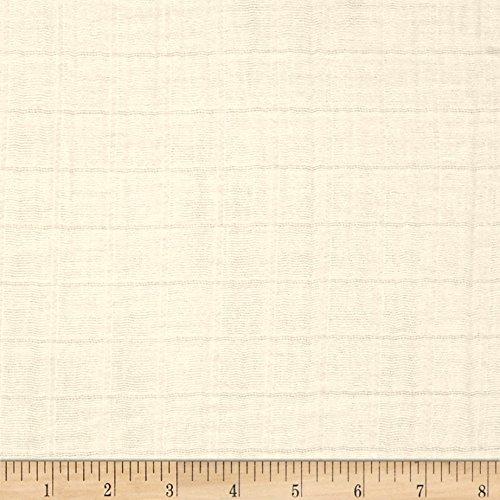 Shannon Fabrics - Embrace Double Gauze Solid (Ivory)
