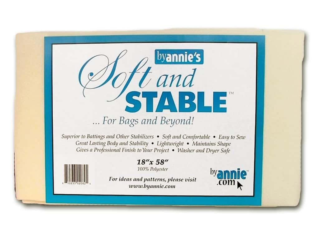 ByAnnie - Soft & Stable Stabilizer - 18 x 58 (white)