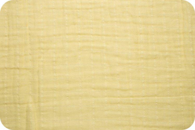 Shannon Fabrics - Embrace - Solida Banana Double Gauze