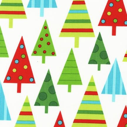 Jingle Trees White