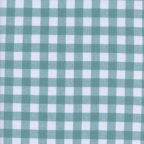 Cotton + Steel - Checkers Gingham (Story Blue 1/2)