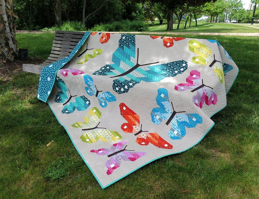 Pattern - Elizabeth Hartman - Lepidoptera