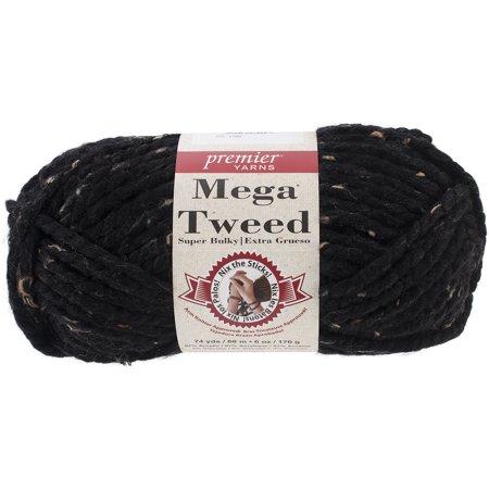 Premier - Mega Tweed - Black