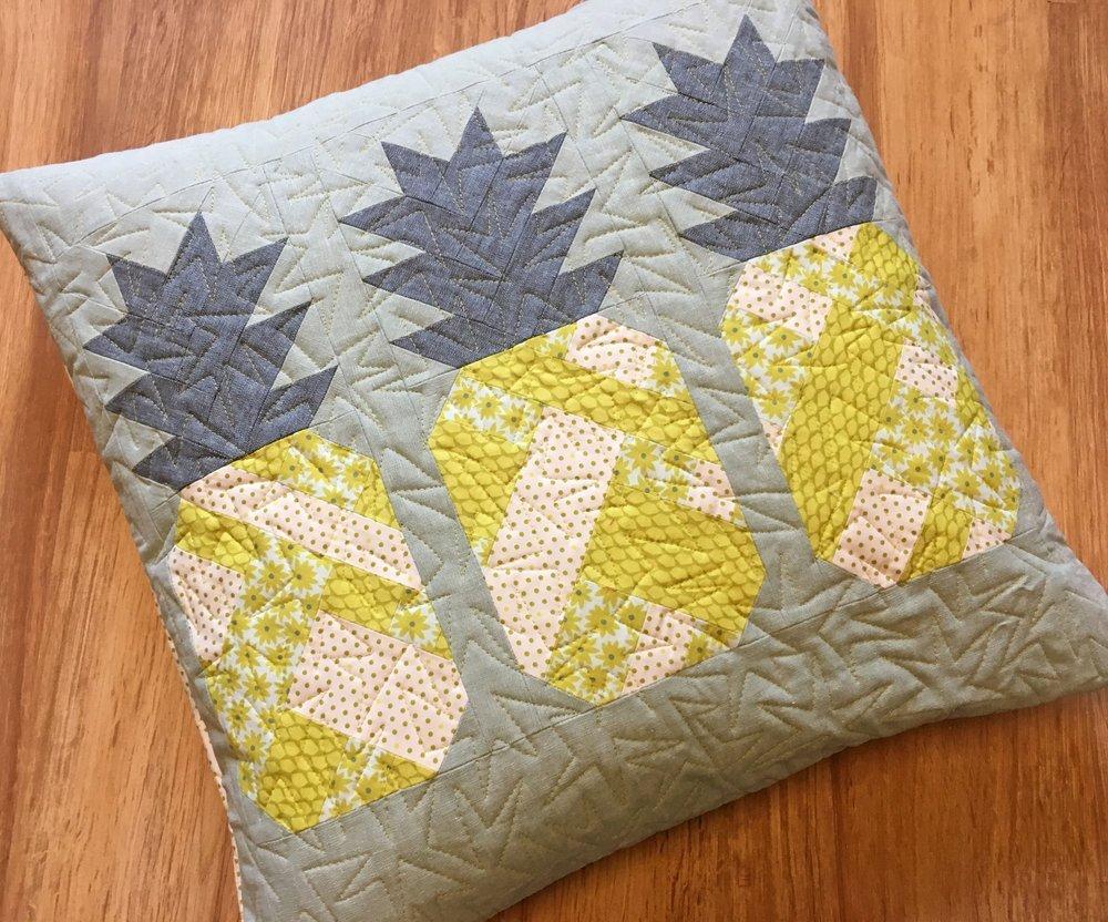 Pattern - Elizabeth Hartman - Pineapple Farm
