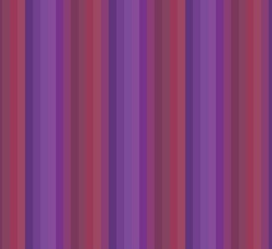 Getting To Know Hue - Stripe Purple